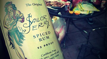 Sailor Jerry's brings tattoos and counterculture to the rum crowd