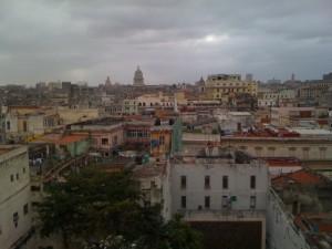 Cuban Cityscape