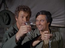 What do M*A*S*H and Rum Cake have in common?