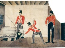 The Rum Rebellion Australia 1808