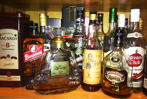 Rum Cupboard